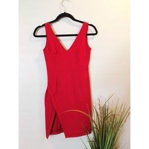 Stunning solemio  Red Dress!! New!